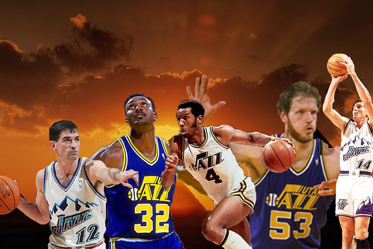 Jazz History - Get used to seeing this pic . . . created by AllthatJazz / Amar