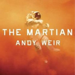 """Javier Ramirez, City Lit Books Manager: """"My pick for summer is <em>The Martian</em> by Andy Weir. This is the space survival story you didn't know you were waiting for. The protagonist's sense of humor creates a nice balance in light of his dire situation"""