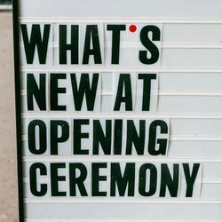 """<b>↑</b> A visit to the Ace Hotel for a drink is never a bad way to spend the afternoon, especially with a location of <a href=""""http://www.openingceremony.us/about/ocace""""><b>Opening Ceremony</b></a> (1190-1192 Broadway) on site. The pint-sized space means"""