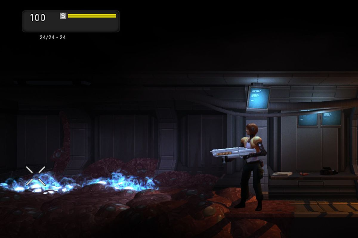 Dark Matter brings survival horror to PC, Mac and Linux