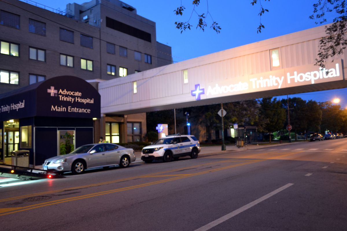 A woman carjacked at Trinity Hospital was one of 15 other people targeted by a group of minors since June 2020 on the South Side, according to police.