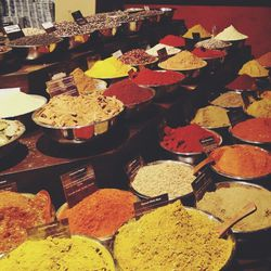 I'm kicking off the winter season by discovering new spices and gaining a little inspiration for a dinner party I'm throwing next weekend. Spices let the true flavors of food come out, and they jumpstart circulation!