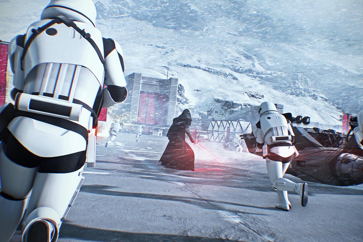 stormtroopers in battlefront 2