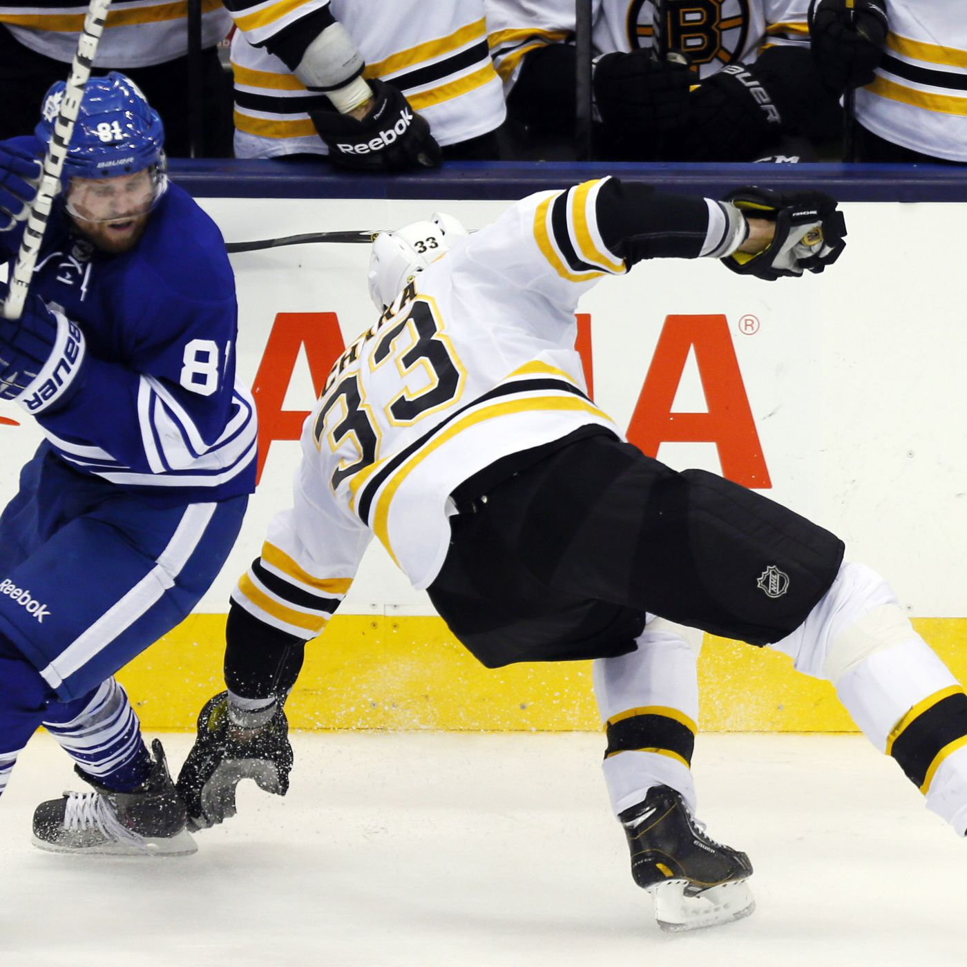 Stanley Cup Playoffs 2013 Maple Leafs Vs Bruins Game 7 Time Tv Schedule And More Sbnation Com