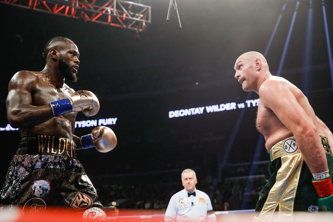 Deontay Wilder vs. Tyson Fury 2 press conference