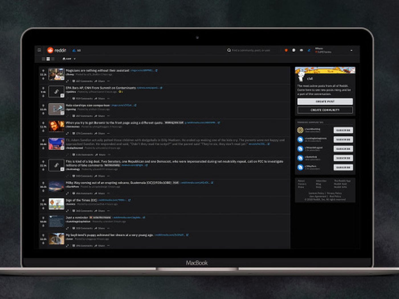 youtube night mode pc reddit