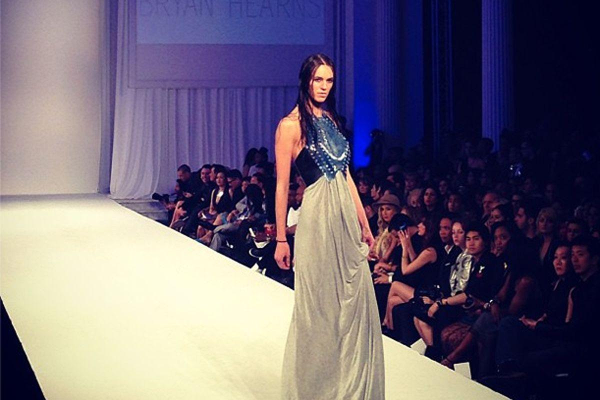 "Image by Wendy Callupe via Style Fashion Week/<a href=""http://instagram.com/p/W6BJAGxsdw/"">Instagram</a>"