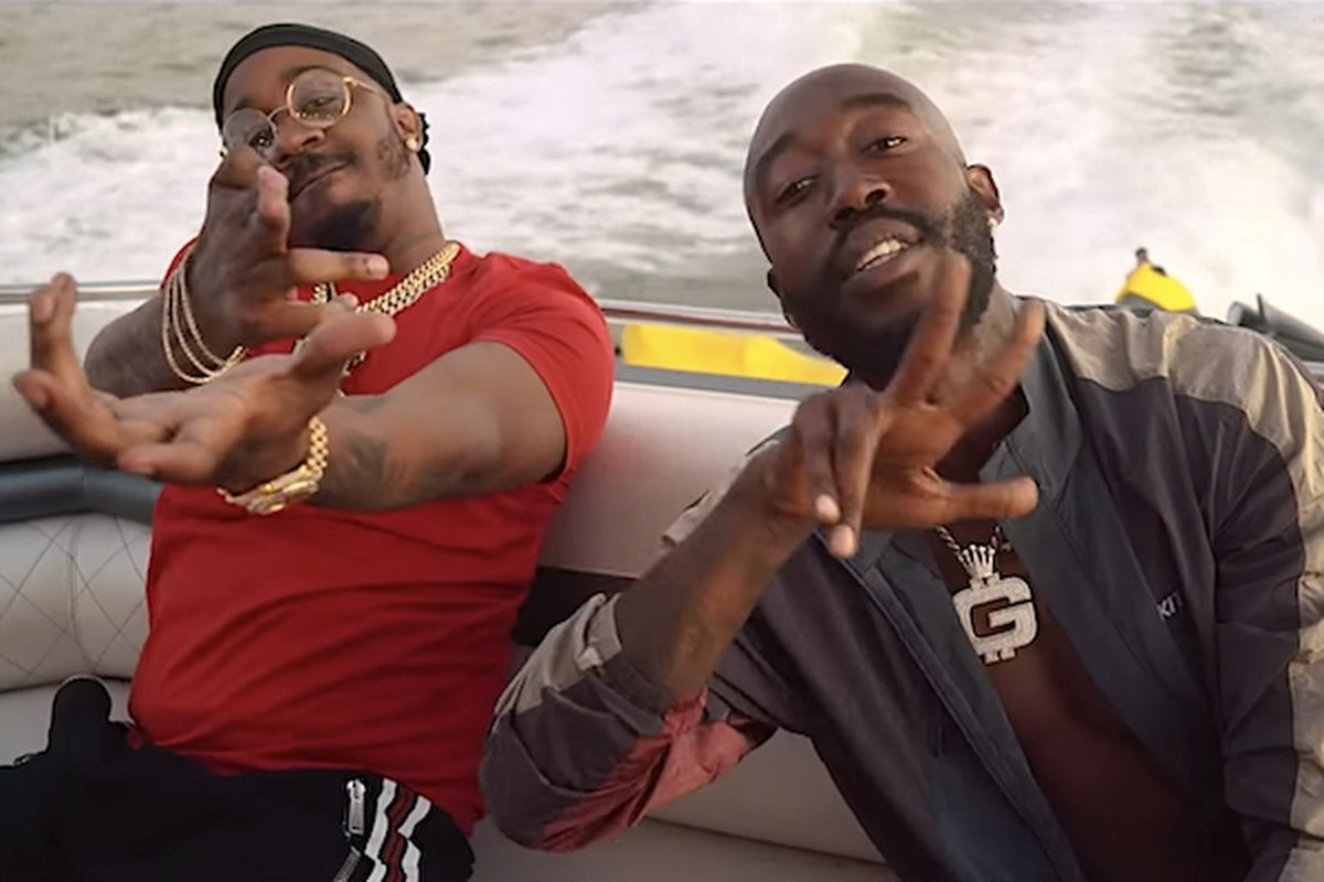 Benny The Butcher and Freddie Gibbs