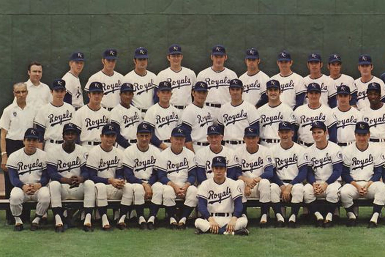 Here Are Your 1970 Kansas City Royals