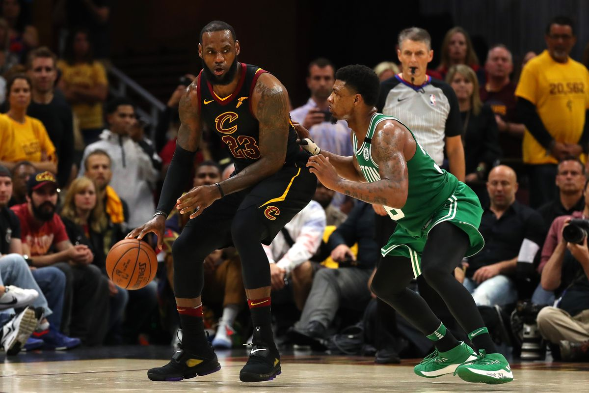 cleveland cavaliers at boston celtics game 5: game preview, start