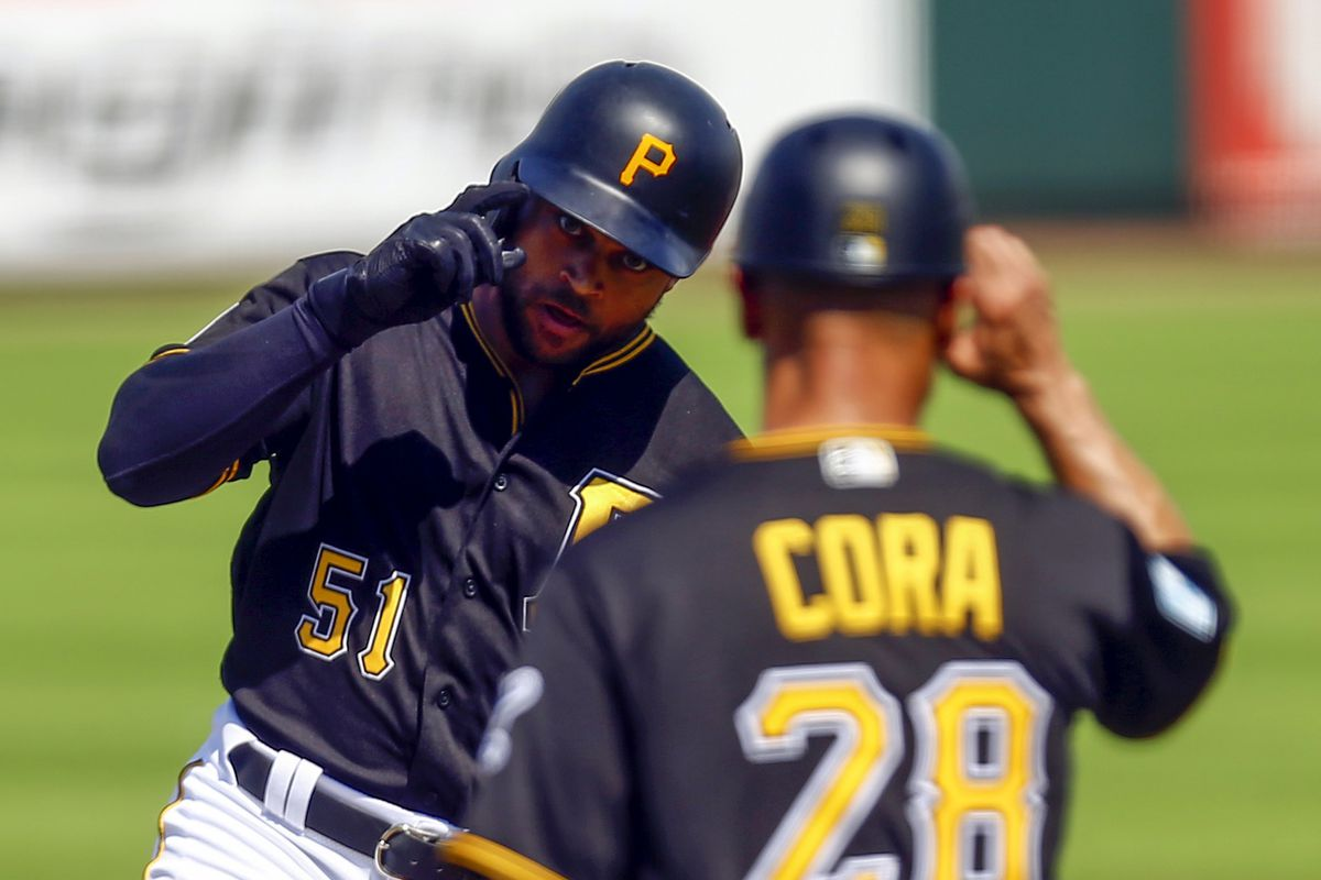 detailed pictures 6933f 8a87b Crick to Injury List, Martin Gets Big League Call - Bucs Dugout