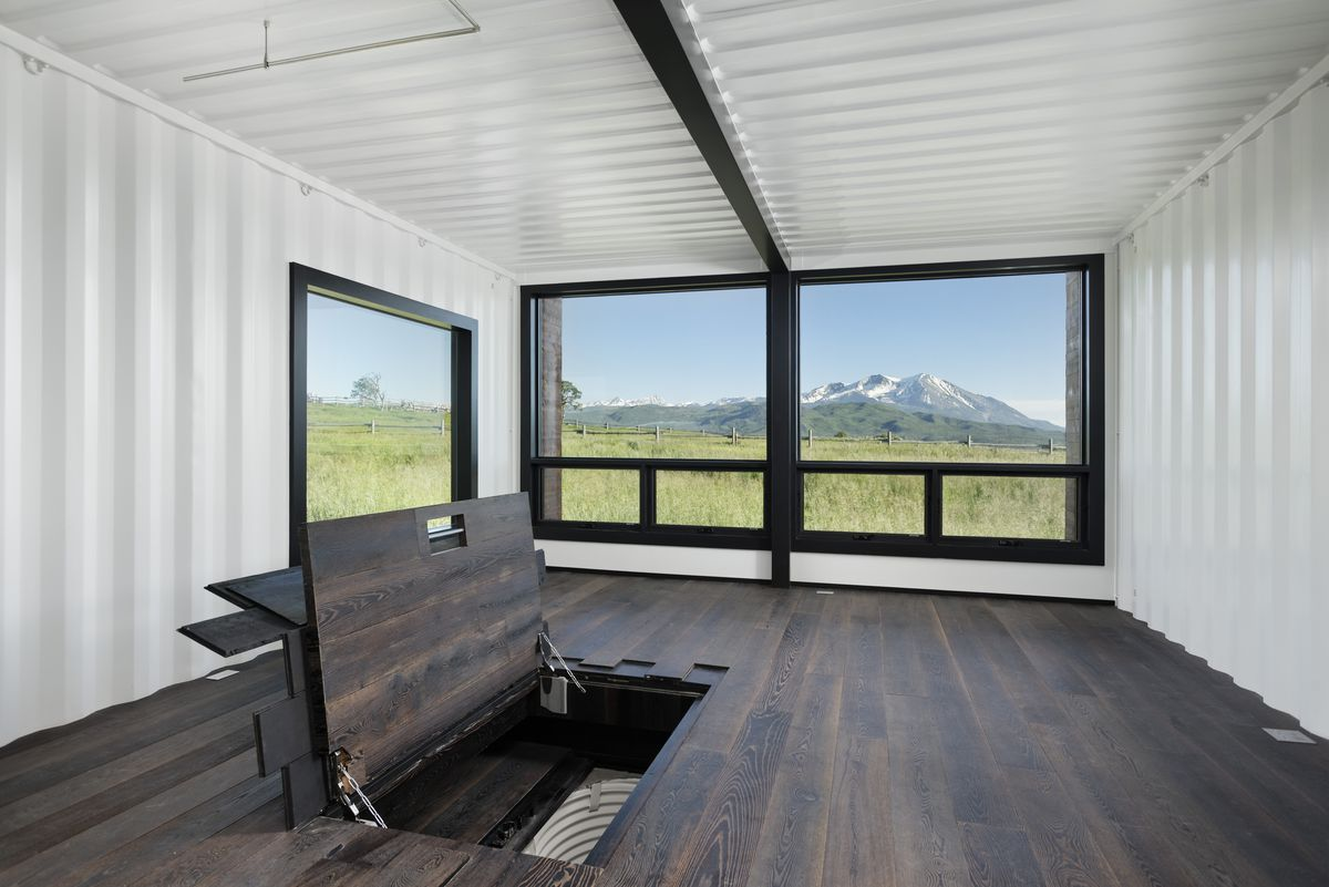Shipping Container Home For Sale In Colorado Asks 1 65m Curbed