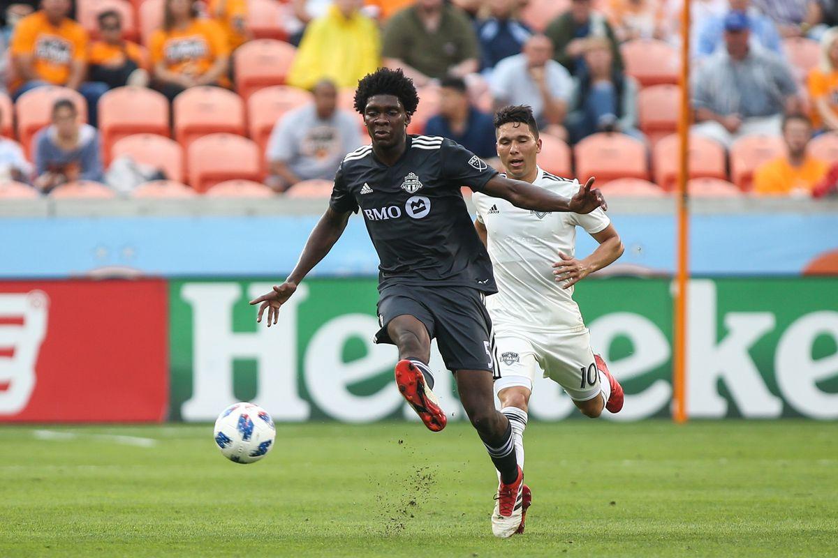 MLS: Toronto FC at Houston Dynamo