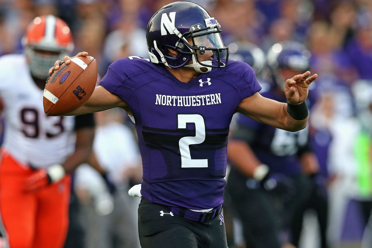 Former Northwestern U. quarterback is leading the charge to let football players unionize.