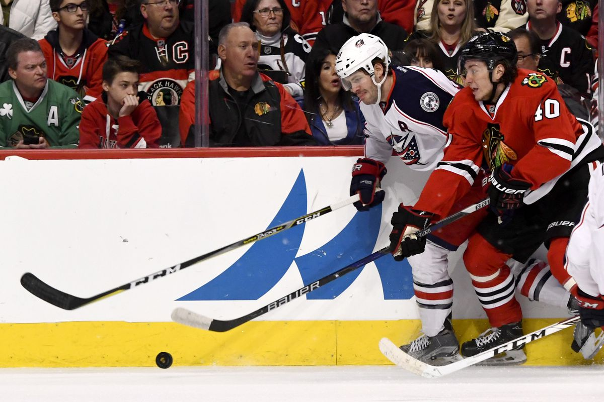 Blackhawks vs. Blue Jackets preseason game preview: Start time ...