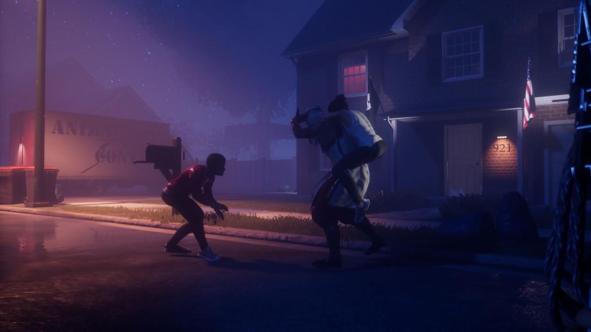 the blackout club screenshot