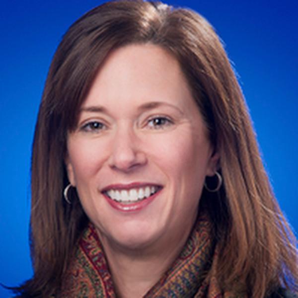 Karen Sauder, head of Google in Chicago.