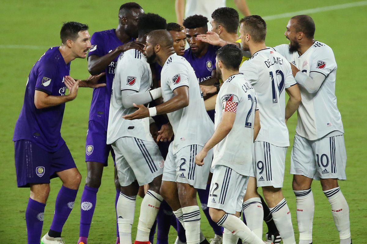 Orlando City Soccer vs. New England Revolution