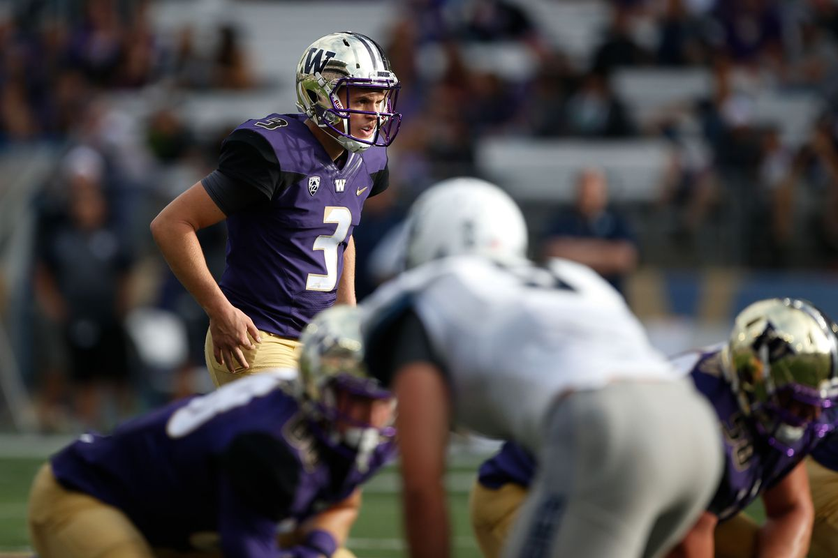 All eyes will be on young QB Jake Browning - can he match points with his counterpart Jared Goff?