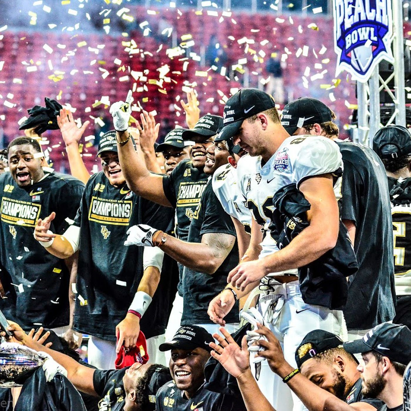 For the Last Time, UCF Was Better than Alabama in 2017, and Math