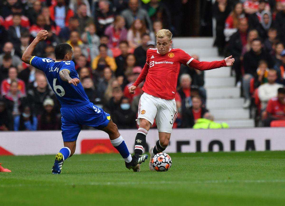Manchester United v Everton - Pre-Season Friendly - Old Trafford
