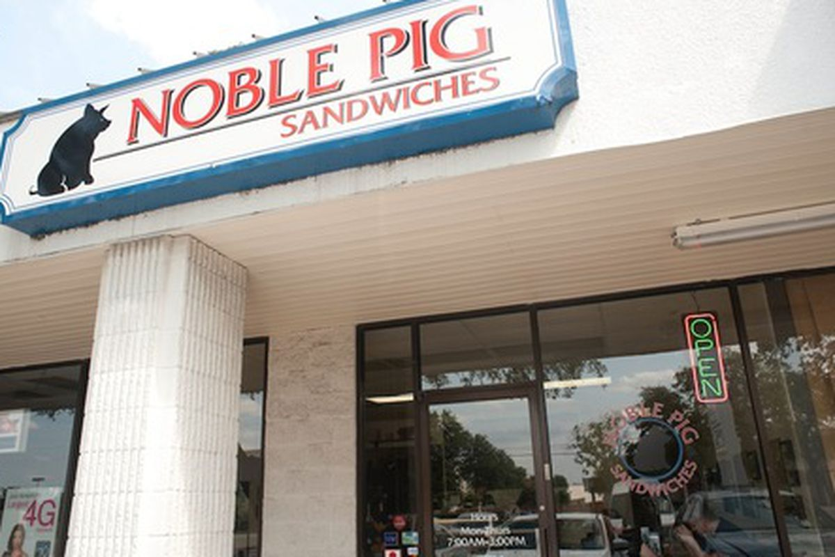 The Noble Pig.