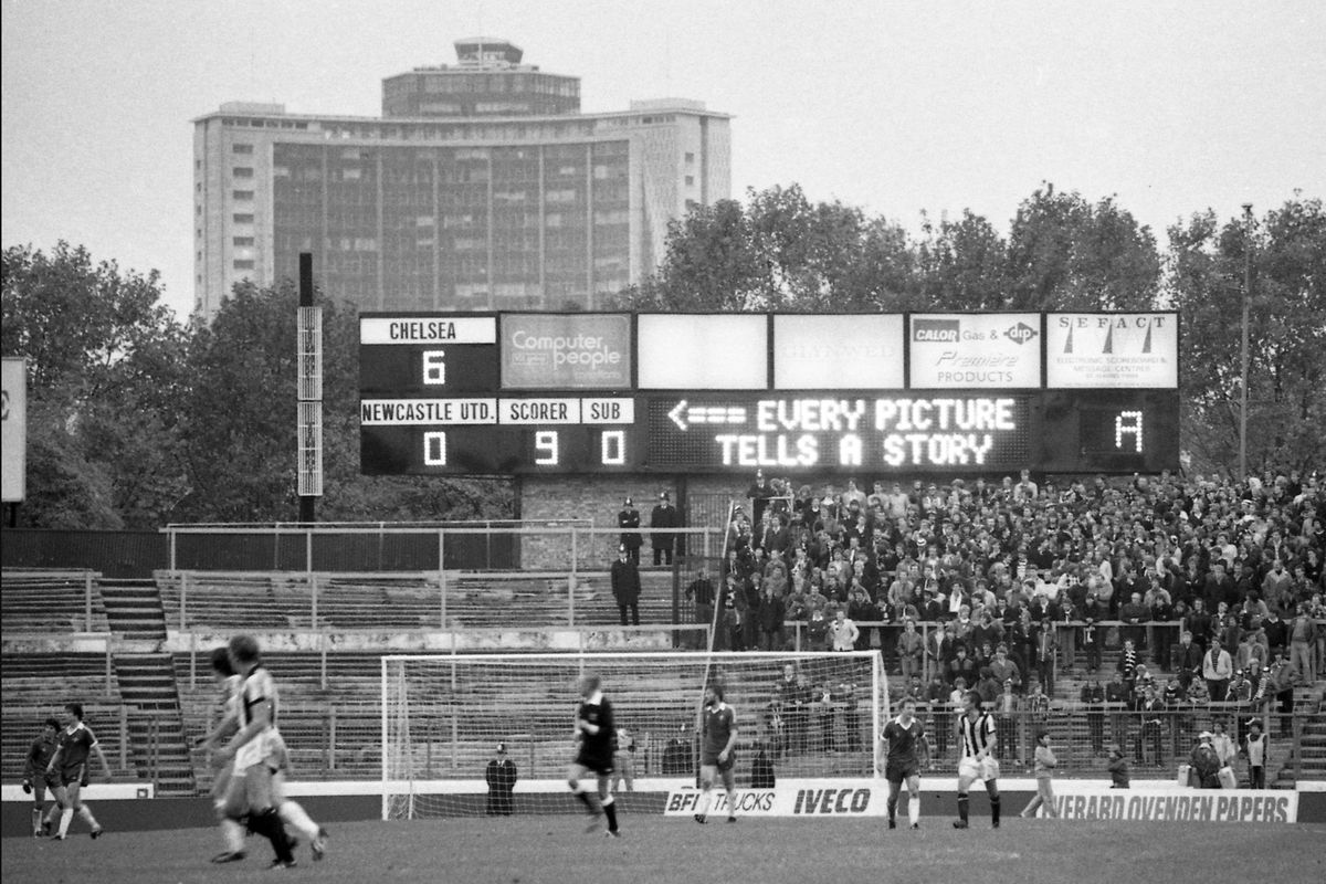 Image result for chelsea 1980/81