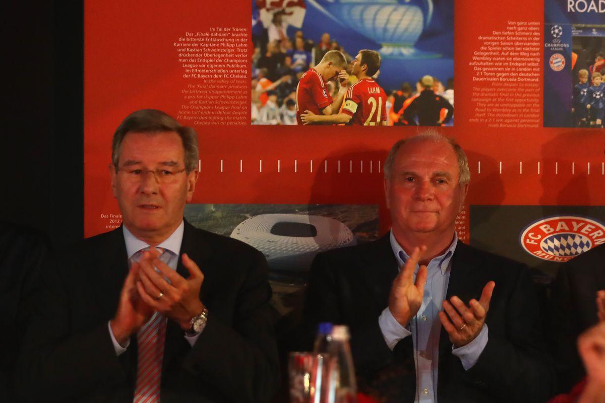 Allianz Arena Ceremonial Act