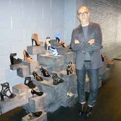 M. Pierre Hardy opens his first US store in person