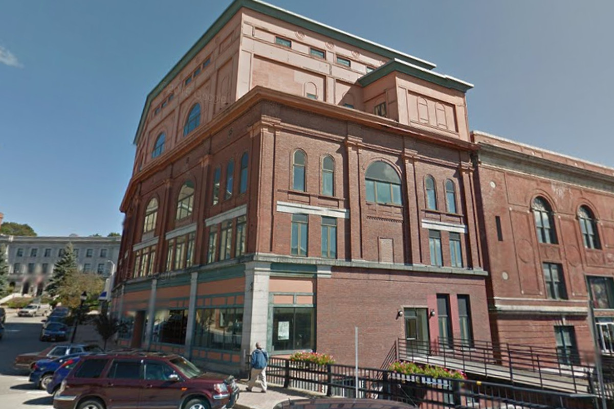 73 Central Street in Bangor, future home of Ragnarok Coffee Society.
