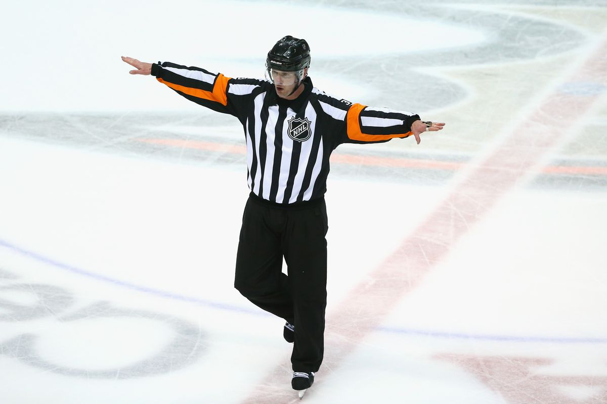 Jesus did come back, and he's reffing for your sins