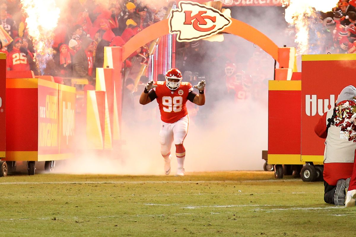 Xavier Williams And The Chiefs Defense Have A Score To Settle Arrowhead Pride