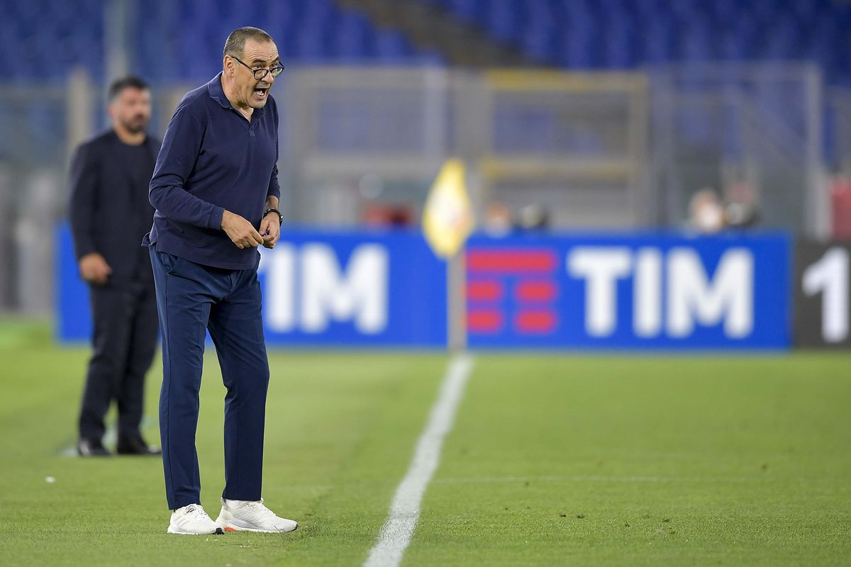 Sarri: No argument with Pjanic - Black & White & Read All Over