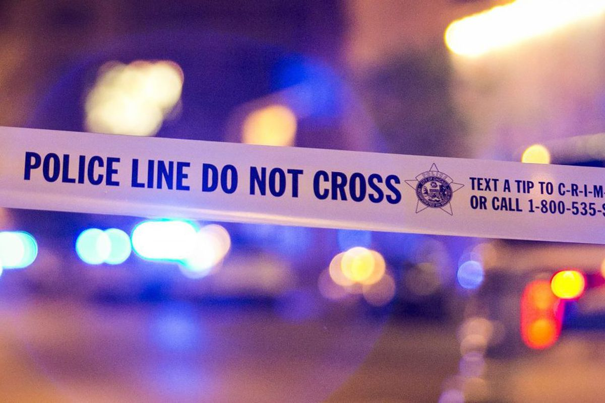 Two women were wounded in a drive-by.