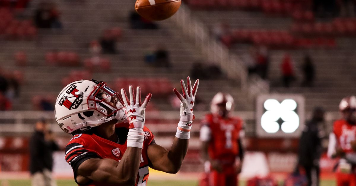 'A tremendous group of juniors': Utah receiving corps has talent, experience