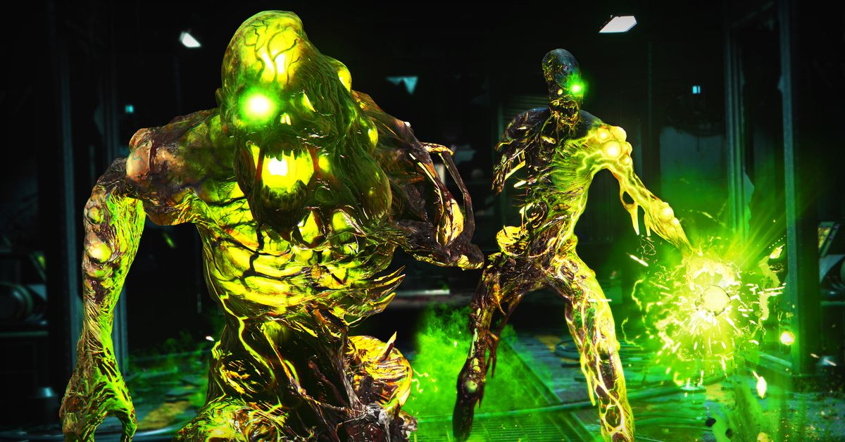 Black Ops Cold War's Zombies Onslaught mode is timed PS4/PS5 exclusive - Polygon
