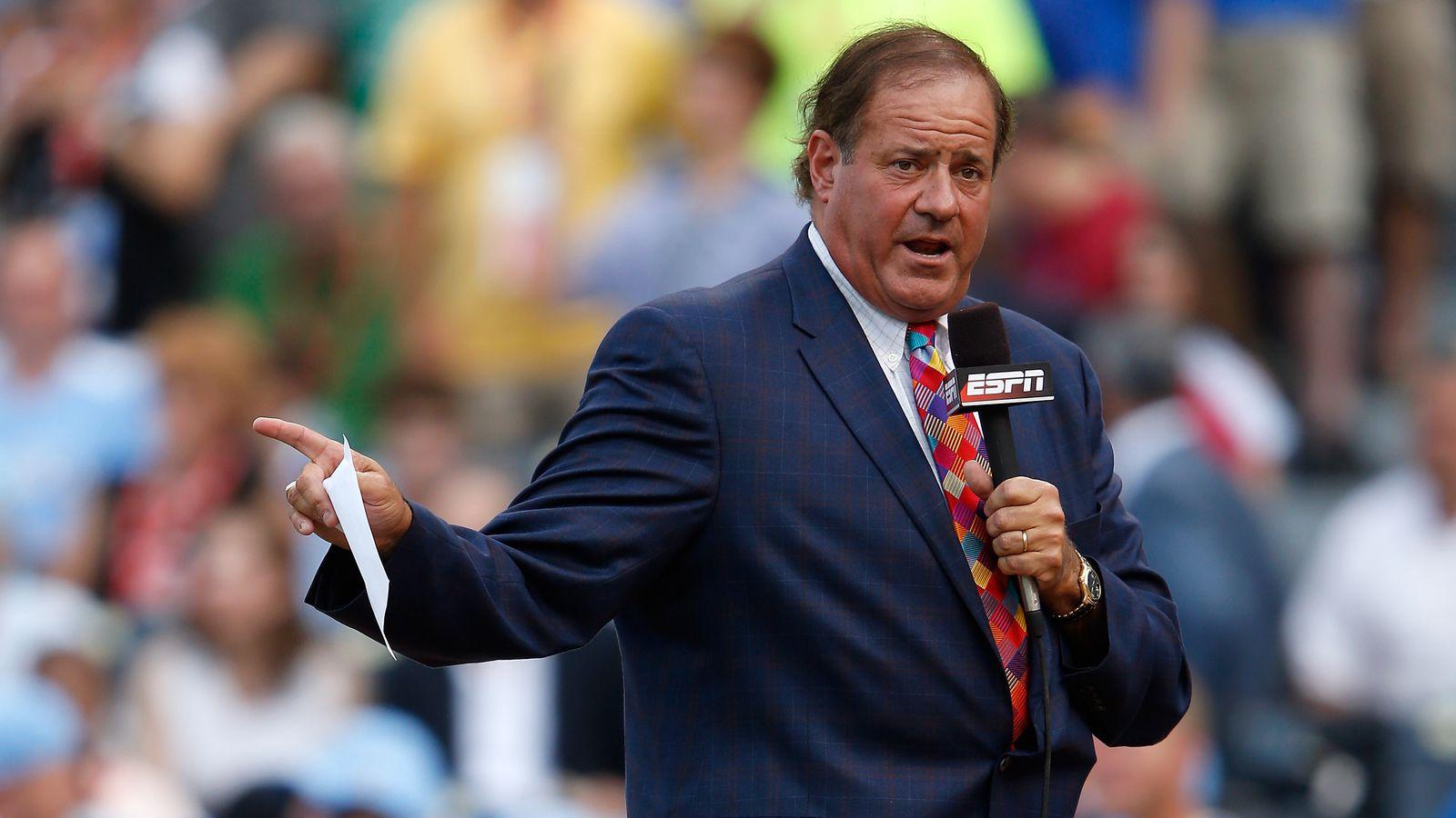 Why Isn T Chris Berman Calling The Home Run Derby