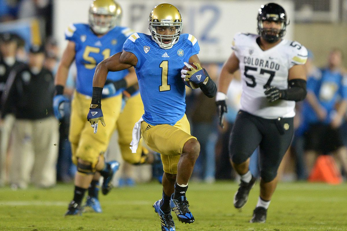 The Bruin offense got a verbal commitment from a big time playmaker today