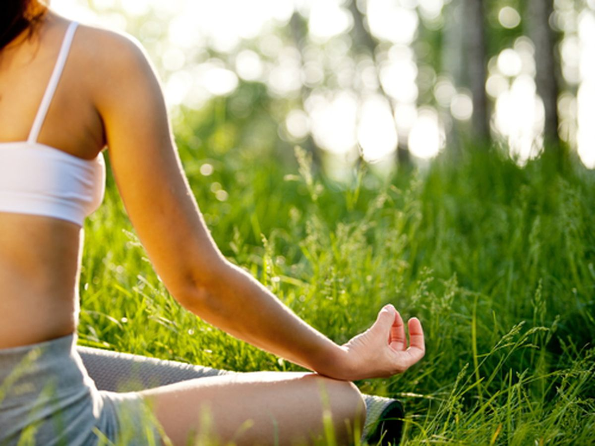 Nine places to do outdoor yoga pilates or tai chi in nyc for Places to do yoga