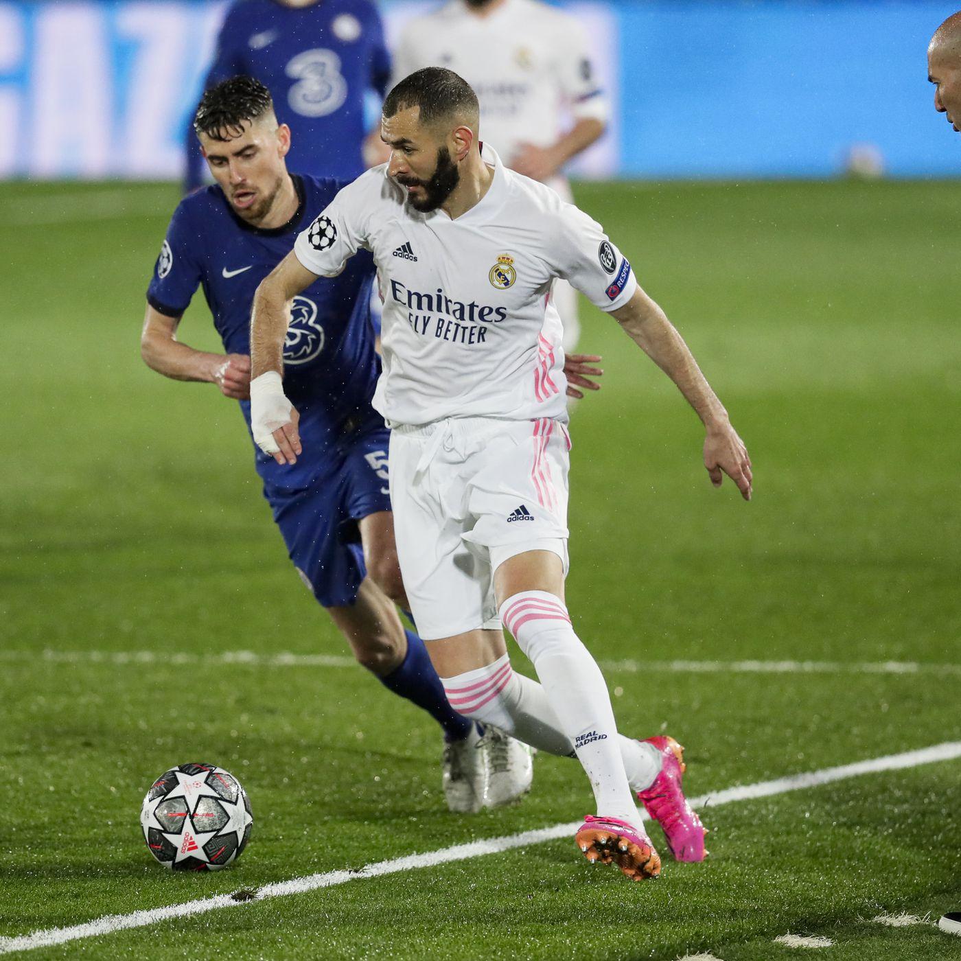 Chelsea Vs Real Madrid 2021 Champions League Semifinals Predicted Lineups Managing Madrid
