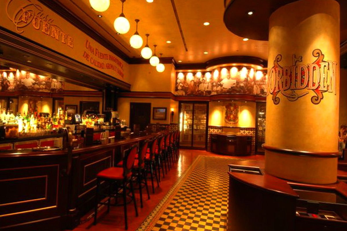 Casa Fuente Snuffs Out Its Stogies Until October Eater Vegas