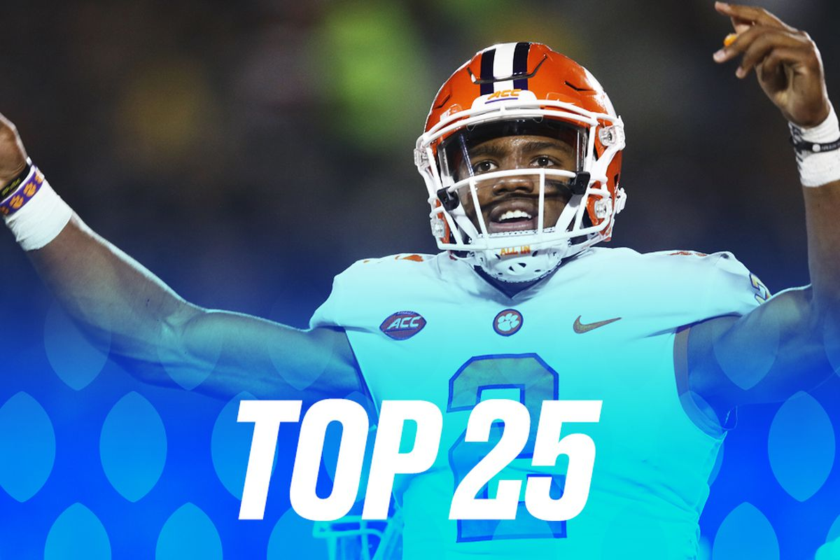 The AP Top 25 Poll | NCAA College Football