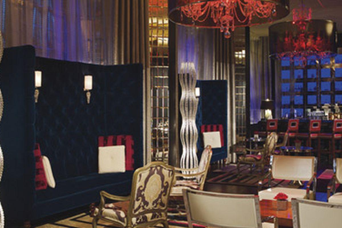 Lumen. Photo courtesy of The Ritz-Carlton, Atlanta.