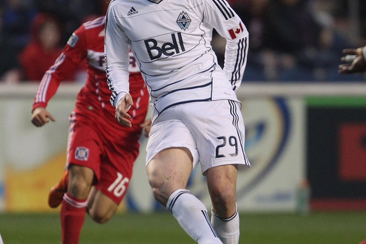 The Whitecaps aren't bad just because they're losing and Eric Hassli doesn't suck just because he's missing. (Win anyway, though.)
