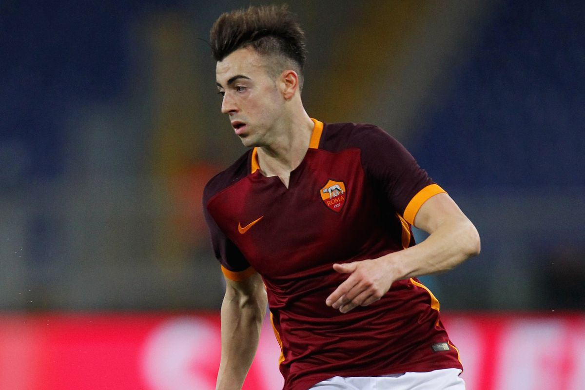 Stephan El Shaarawy Scores GOLAZO In His Roma Debut The AC Milan