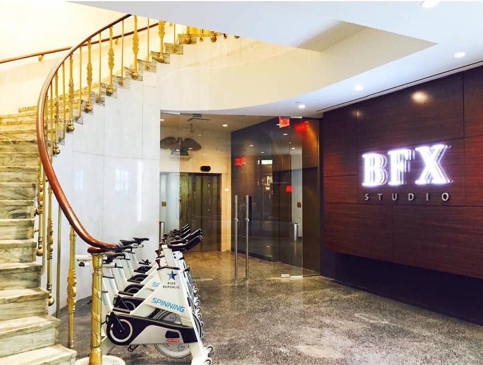 new BFX Studio