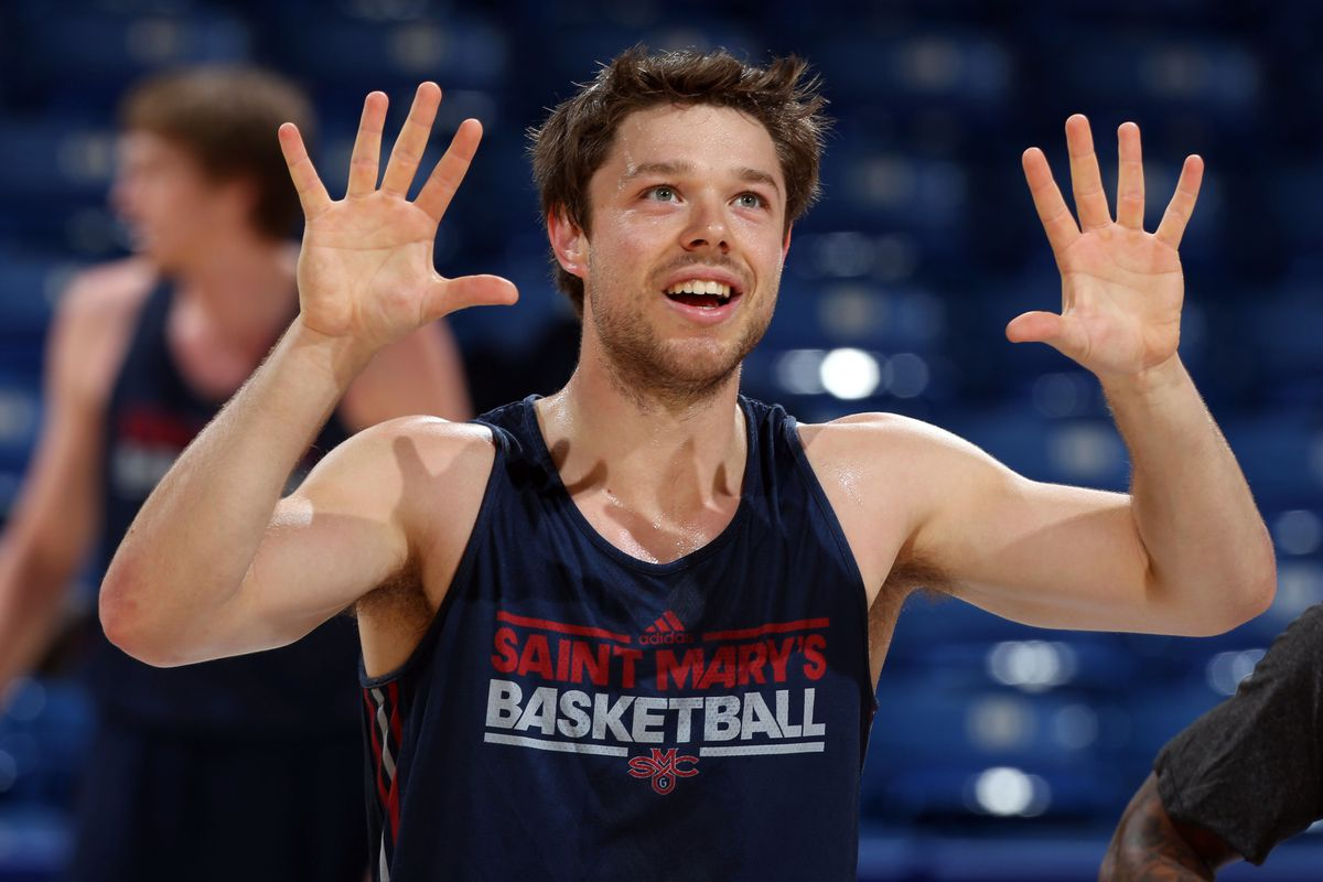 Get your jazz hands ready it's time for March Madness
