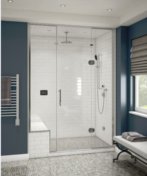 """<p><span style=""""font-size:18px""""><strong>First, What Exactly is a Steam Shower?</strong></span><br> Simply put, a steam shower heats water until it vaporizes and then pumps that steam into an enclosed area for your enjoyment.</p> <p><strong><span style=""""font-size:18px"""">Benefits of Steam</span></strong></p> <p>Steam showers are known for their """"R&amp;R"""" properties, but they offer so much more in terms of overall holistic health and well-being. Here are just a few of the surprising benefits:</p> <u"""