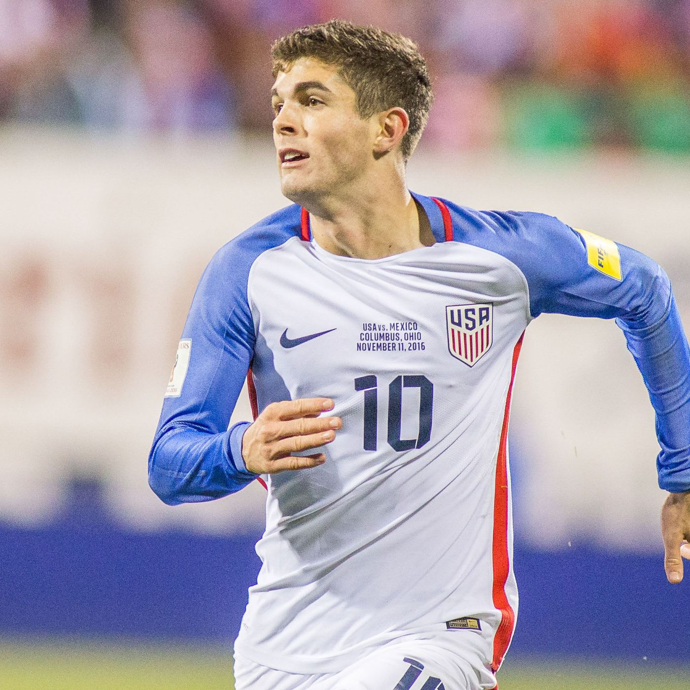 7a52b32b0 Christian Pulisic is the USMNT s biggest star and his age doesn t matter