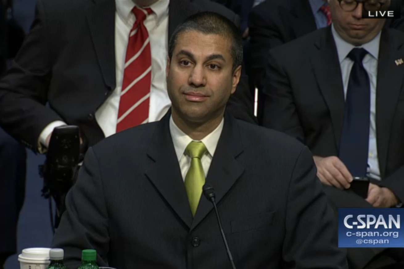 ajit pai and the fcc want it to be legal for comcast to block bittorrent